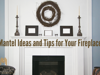 Mantel Ideas and Tips for Your Fireplace