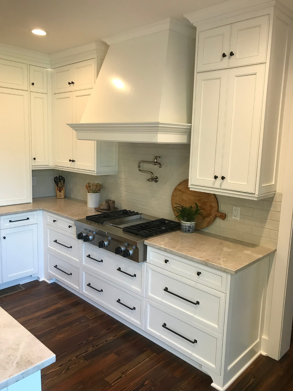mccarley cabinets modern kitchen layout cook zone