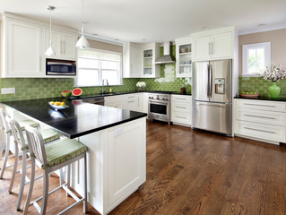 Introducing Pantone's Greenery in Your Kitchen