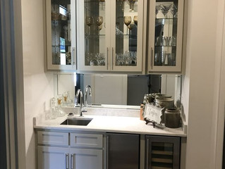 The Pros and Cons of Glass-Front Cabinets