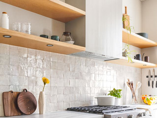 The Latest Backsplash Trend is Actually a Timeless Classic