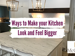 Ways to Make Your Kitchen Look Bigger