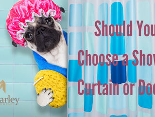Should You Choose a Shower Curtain or Door?