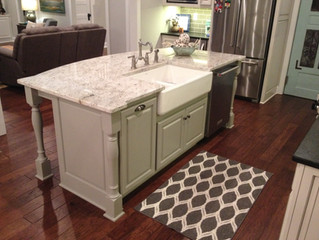 Farmhouse Sink Options: Part One
