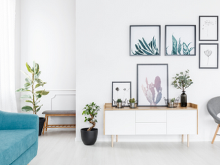 Do's and Don't's of Displaying Artwork at Home