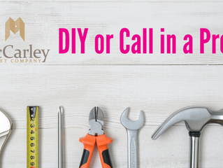 DIY or Call in a Pro?