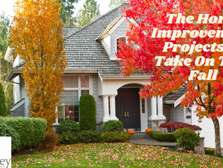 The Home Improvement Projects to Take On This Fall