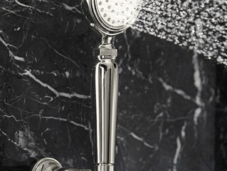 How to Choose the Perfect Showerhead Part Two: Types of Showerheads