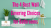 The 4 Best Wall Covering Choices for Bathrooms