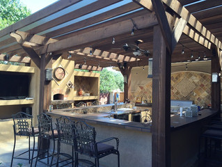 5 Tips for Creating the Perfect Outdoor Kitchen