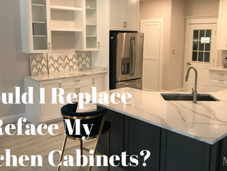 Should I Replace or Reface My Kitchen Cabinets?