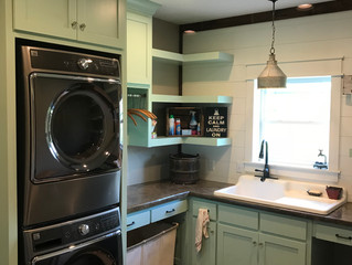 Why You Need a Dedicated Laundry Room Instead of Laundry Closet