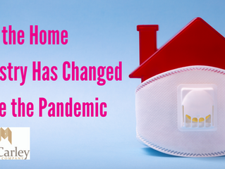 How the Home Industry Has Changed Since the Pandemic