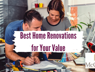 Best Home Renovations for Your Value
