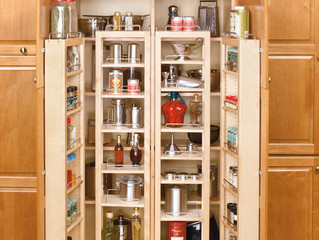 Ideas to Make Your Pantry Beautiful and Organized