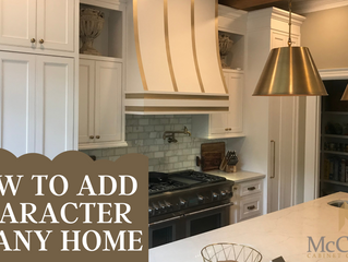How to Add Character to Any Home