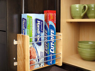 An Organized Pantry Makes for a Happy Cook
