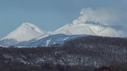Volcan en activité - Hokkaido