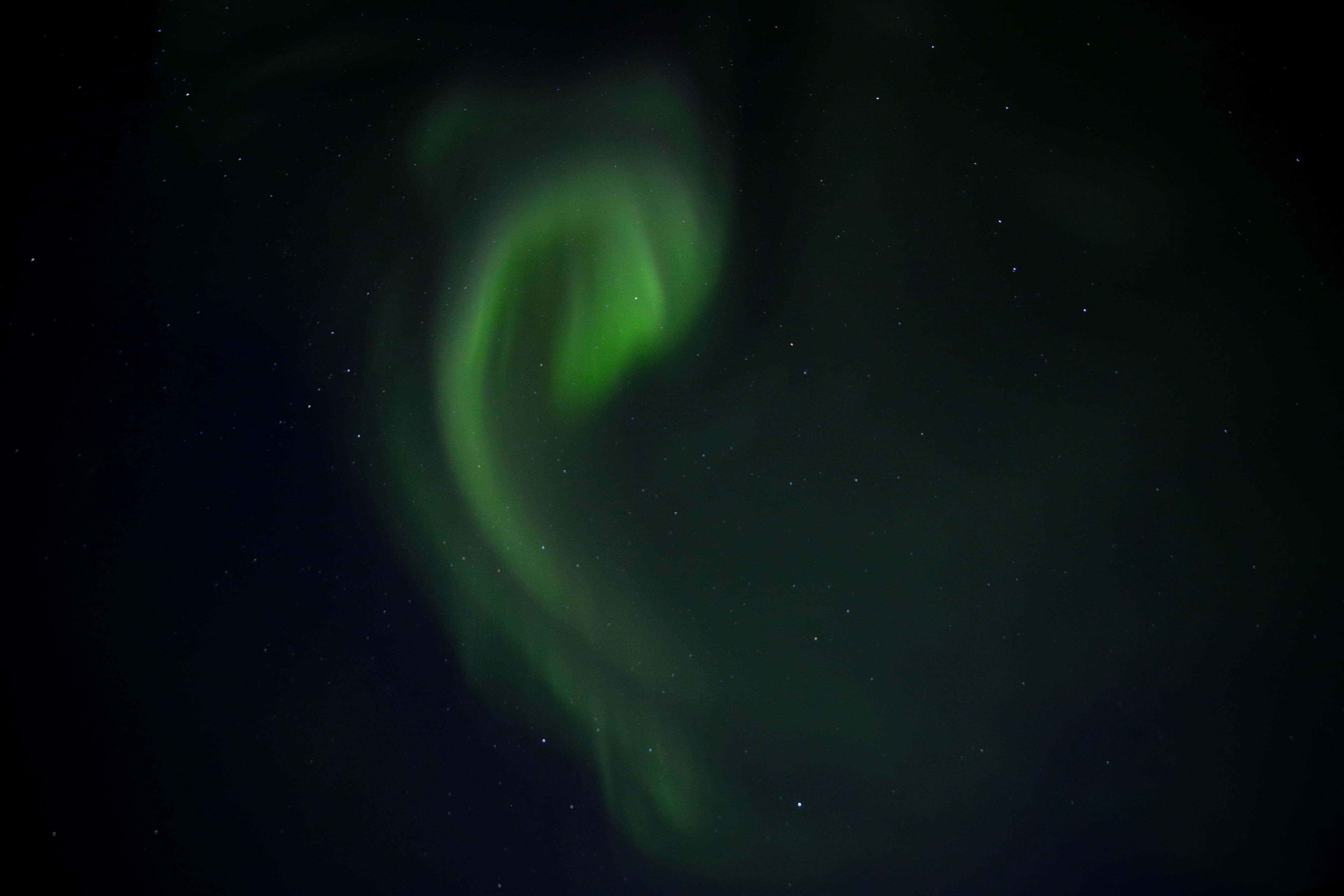 Aurore boréale - Norvège