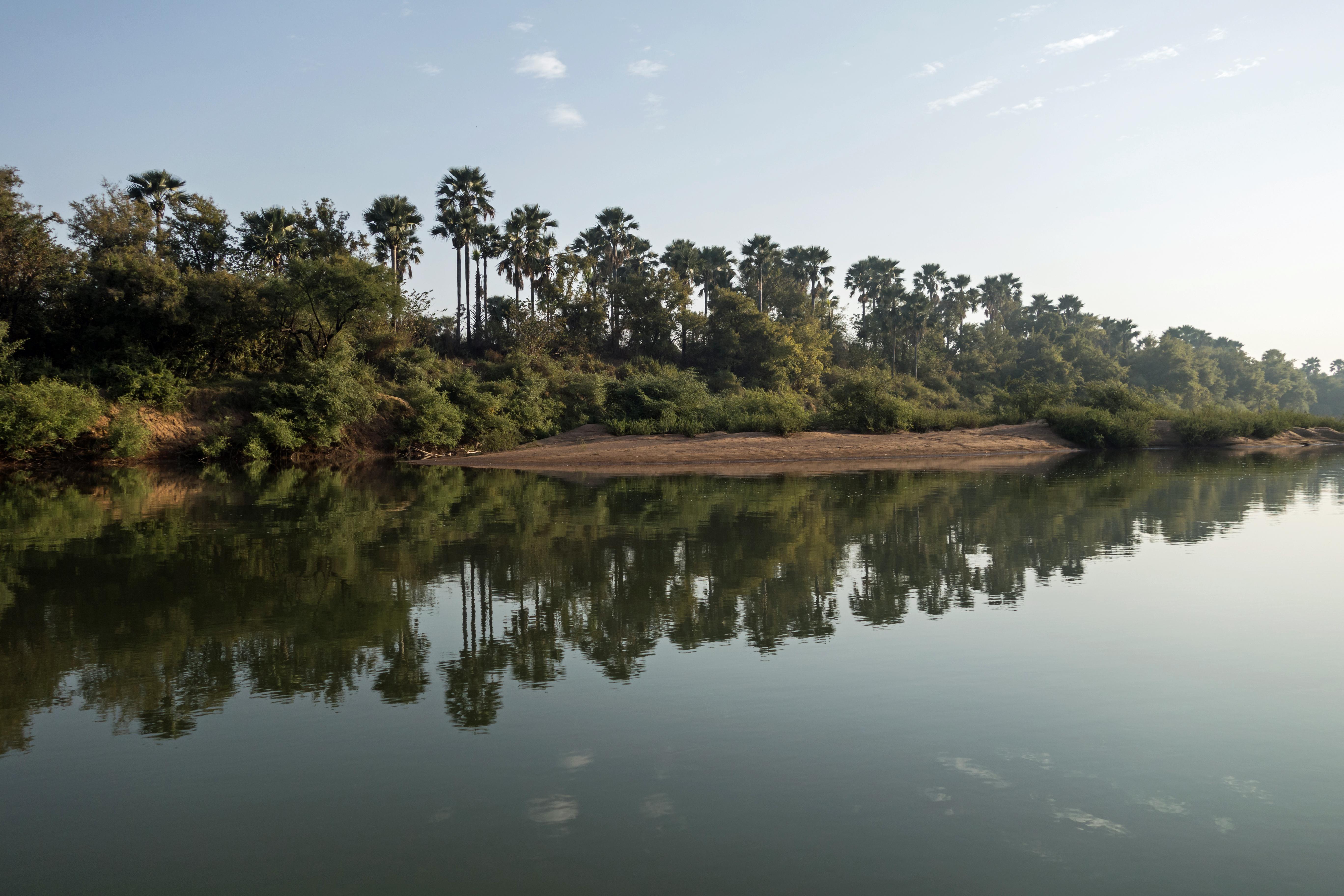 Fleuve Gambie