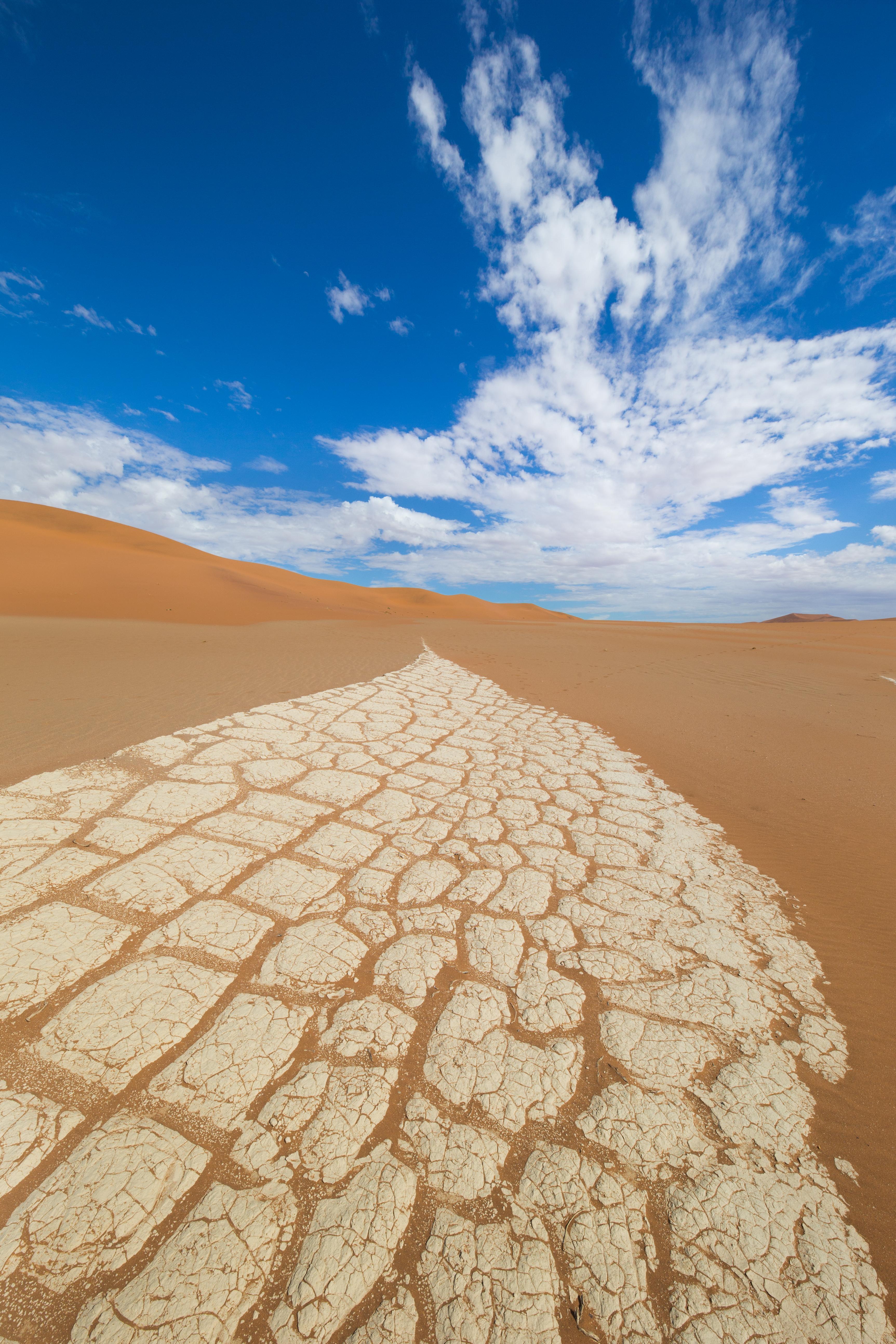 Paysage de Namibie - David Wolberg