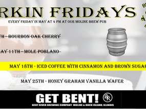Firkin Fridays In May