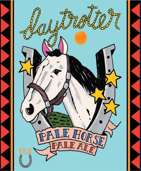 Daytrotter Pale Horse Pale Ale