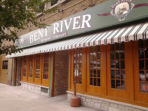 Bent River Moline Store Front