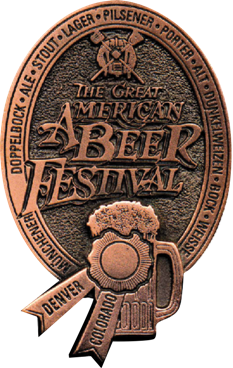 Great Amercan Beer Festival Logo