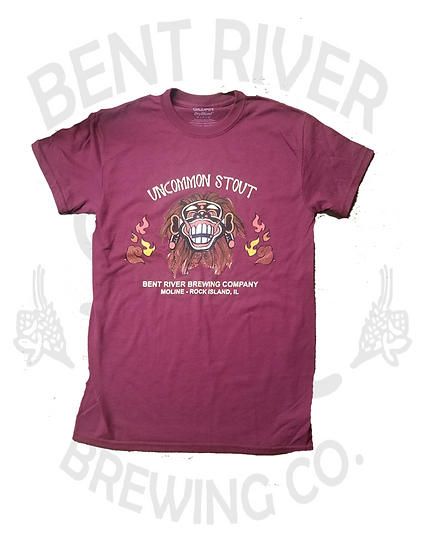 Bent River Uncommon T-Shirt