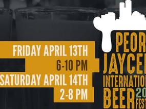 Peoria Jaycees International Beer Festival