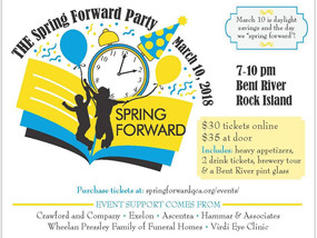 Time to Spring Forward!