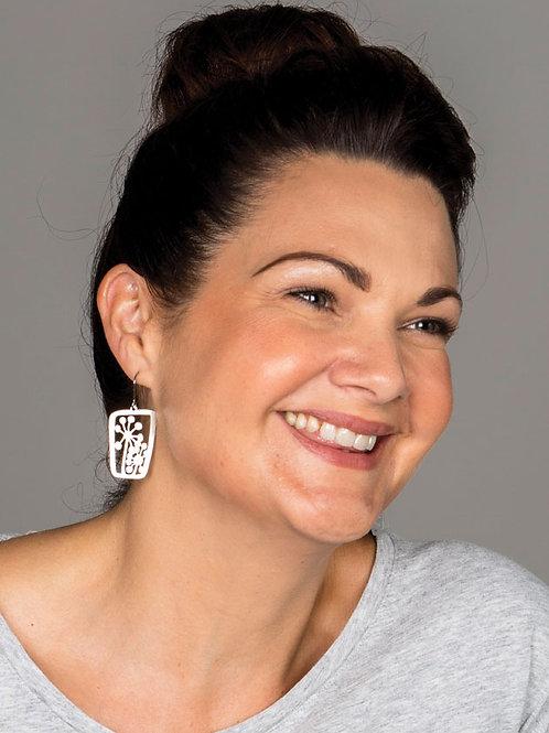 Hogweed Earrings