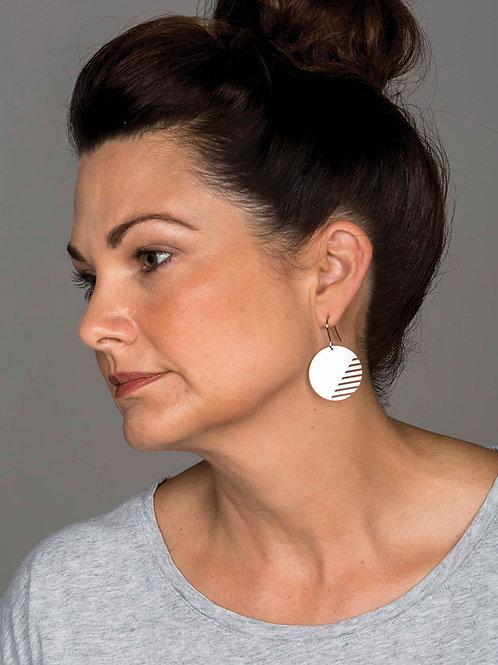Deco Go Faster Earrings