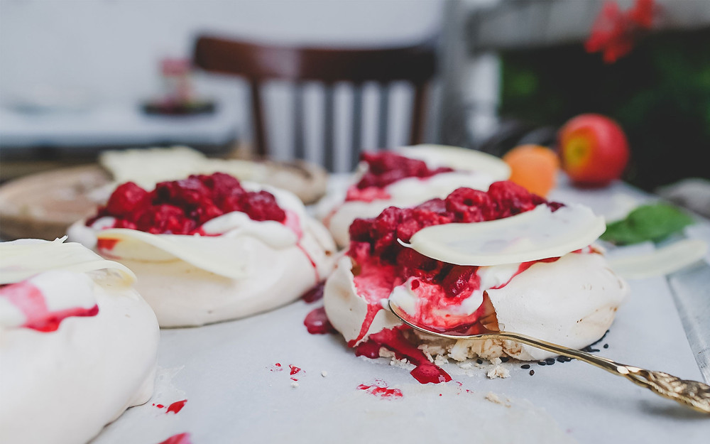 the magical skill of perfecting meringue
