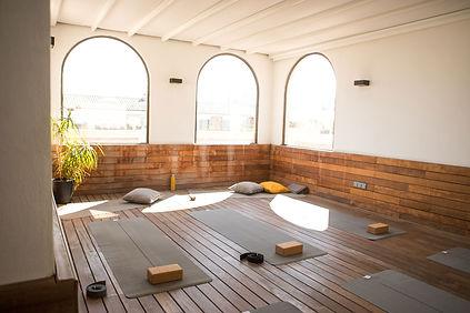 BeBalance Barcelona - Sala de ejercicio físico