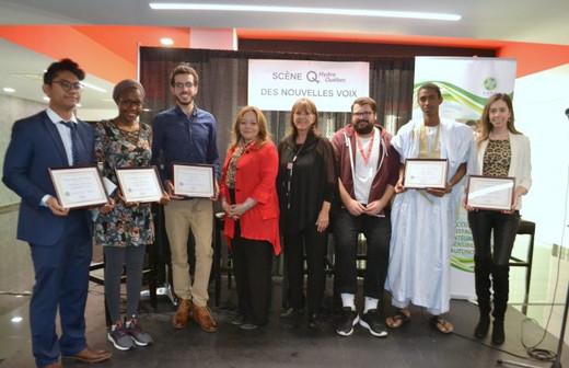 Les gagnants du concours littéraire Lise Durand édition 2019