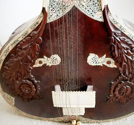 Circa-Unknown Rajasthani Sitar