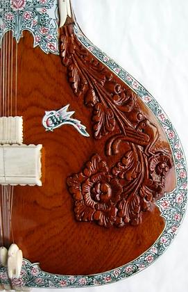 Late-2000s Srishti Concert Sitar