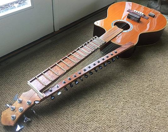 2006 Imrat Guitar by C. Rowley - Imrat Gitar