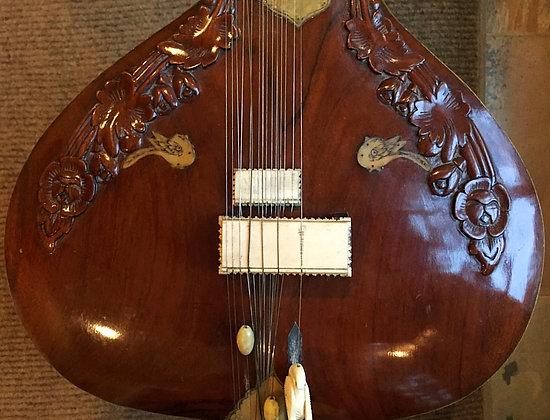 1960s Hemen Double Tumba Sitar
