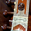 Thumbnail: BHC Kharaj Pancham Sitar with Wide Binding & Extensive Penwork