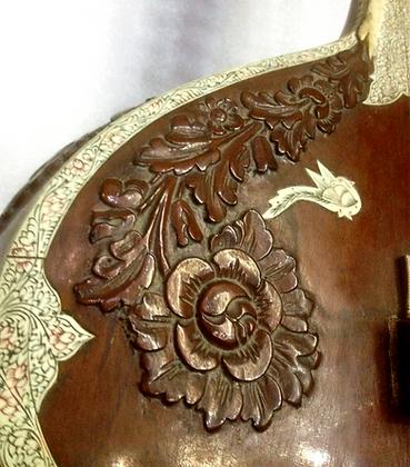 1990s Bani-Bina Sitar Kharaj Pancham