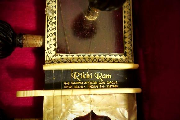 1999 Rikhi Ram Gandhar Pancham Sitar