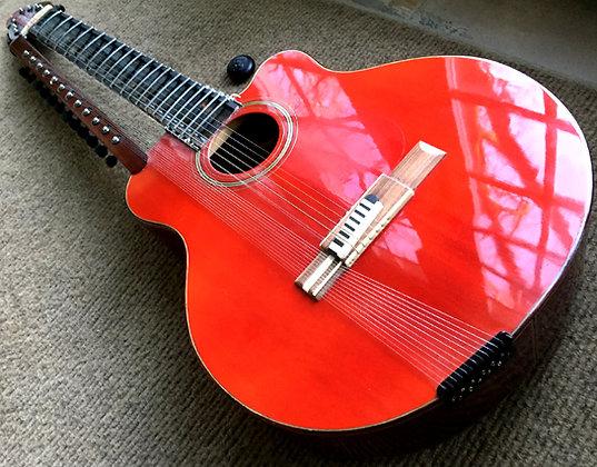1997 Kim Leland Schwartz Imrat Guitar - The Original Instrument - Imrat Gitar