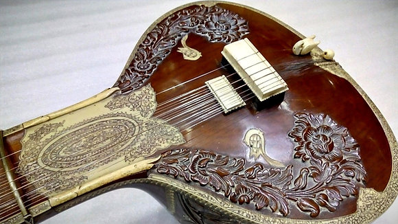 1980s P & Brothers Sitar