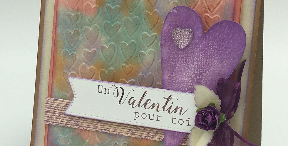 Carte Valentin