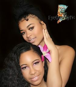 Makeup/Lashes/Style/Photoshoot