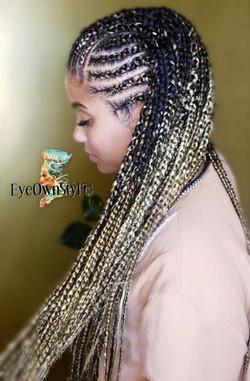 Two Layer Braids