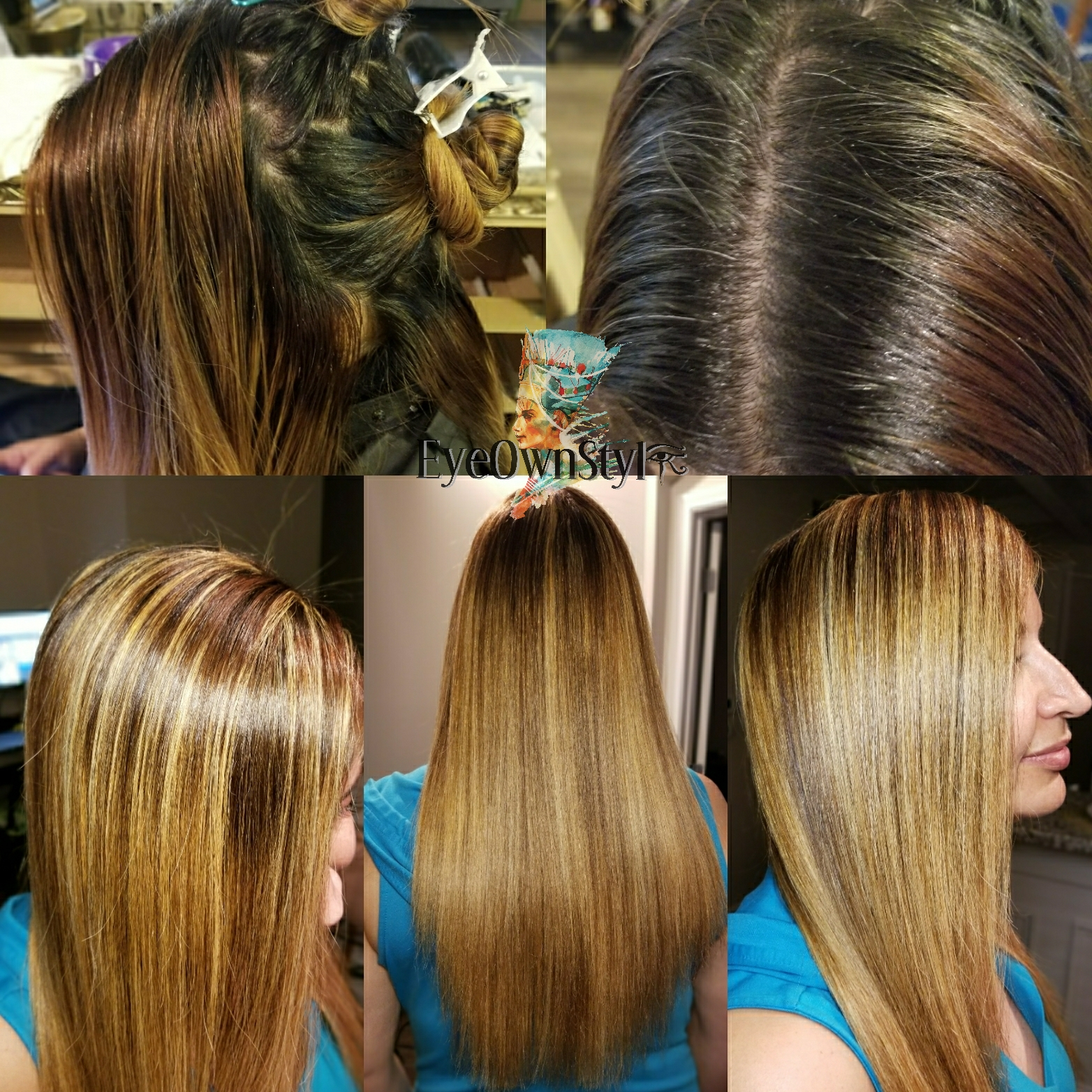 Highlights/ Root Touch-Up
